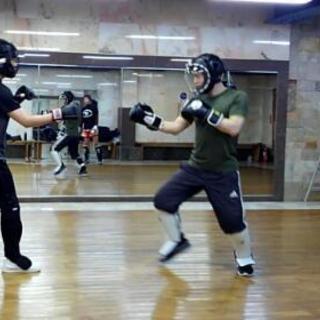 打撃系格闘技を安全に楽しくやりませんか?