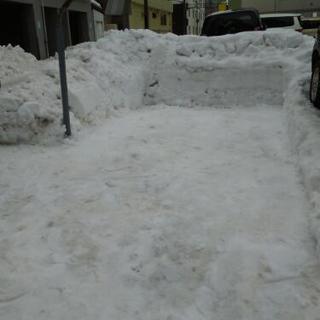 除雪 雪降ろし 承っております。 札幌市 便利屋タクミ - 札幌市