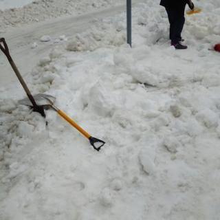 除雪 雪降ろし 承っております。 札幌市 便利屋タクミ - 便利屋