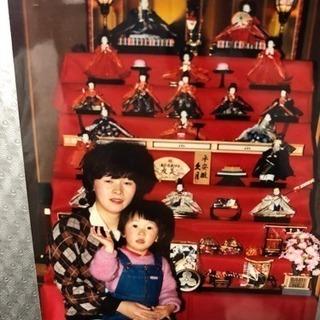 久月 雛人形 8段飾り