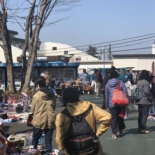 フリーマーケット&アート手づくりフェスタ【東伏見アイスアリーナ屋外広場】
