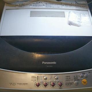 パナソニック 洗濯機 7kg