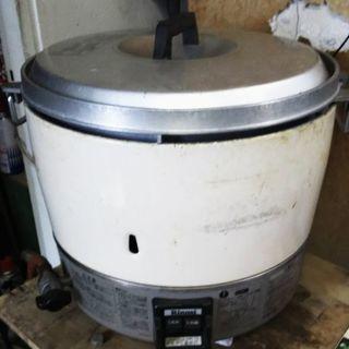 業務用 炊飯器 Rinnai
