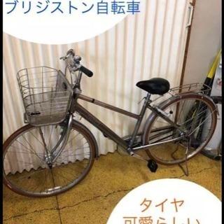 ブリジストン自転車27インチ 仕上げました アルベルト式