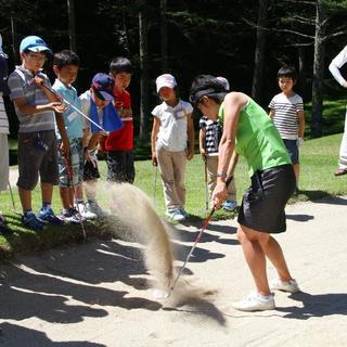 ヨネックスジュニアゴルフアカデミー奈良霊山寺校 - スポーツ