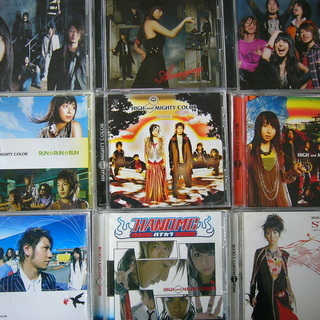 HIGH and MIGHTY COLOR/CD/1枚296円~