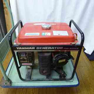 ★☆ YANMAR ヤンマー エンジン 発電機 YSG2000B...