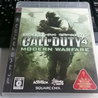 CALL OF DUTY4 ★PS3 ★
