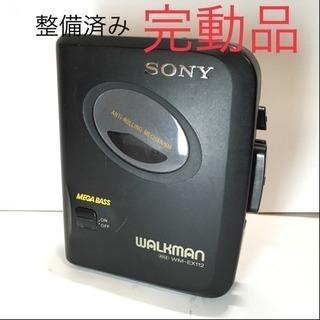 SONY カセットウォークマン 完動品