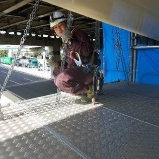 川崎区鳶募集‼️改修、解体に疲れた方や見習い大歓迎‼️