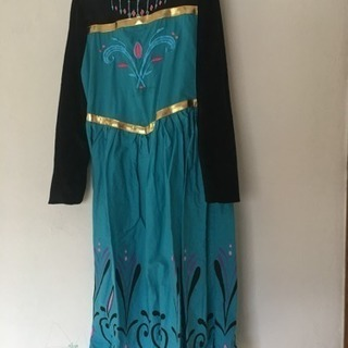 エルサのドレス2