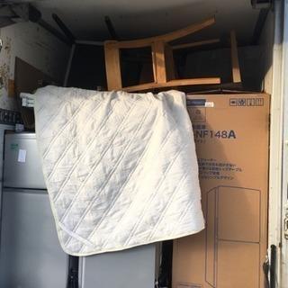 2️⃣0️⃣1️⃣9️⃣年🉐激安🚚  1.5トン箱車で8000円〜北九州市発 お引越し のお手伝い - 北九州市