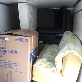 2️⃣0️⃣1️⃣9️⃣年🉐激安🚚  1.5トン箱車で8000円〜北九州市発 お引越し のお手伝い - 引っ越し