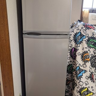 227L 2ドア 冷蔵庫
