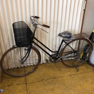 ブリジストン自転車27インチ 旧型クラシック仕上げました