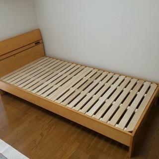 シングルベッド(骨組みのみ)