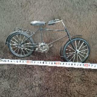 オブジェの自転車