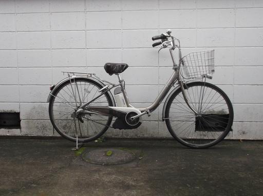 電動 アシスト 付き 自転車