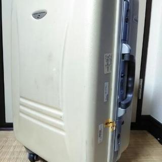 スーツケース 白 American tourister