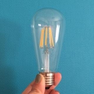 LED電球 E26 フィラメントエ...