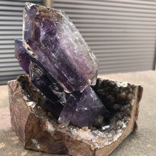 ナミビア ゴボボセブ山産出 ブランドバーグ水晶