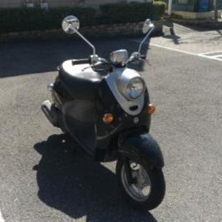 【最終値下げ】Yamaha VINO ヤマハ ビーノ 4st ブラック