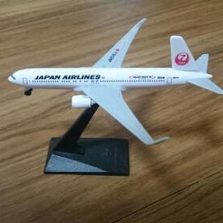 JALの飛行機のおもちゃ