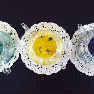 『韓国花茶とアーティフィシャルフラワーアレンジメント』1dayワークショップ − 神奈川県