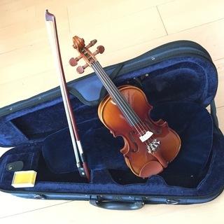 子供用分数ヴァイオリン 1/32サイズ
