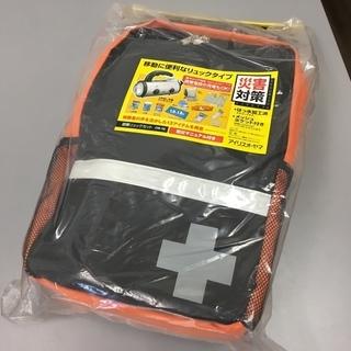 アイリスオーヤマ 避難リュックセット JTR10