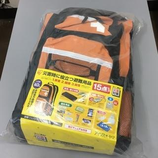 アイリスオーヤマ 避難リュックセット HRS15