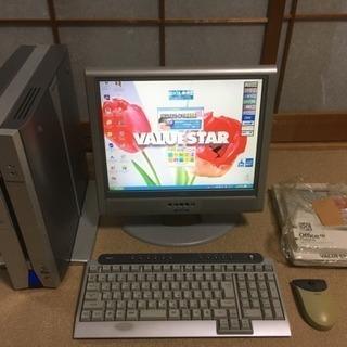 中古美品  NEC バリュースター VC500