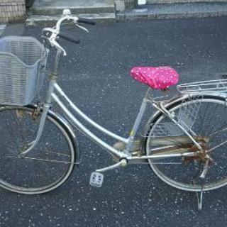 ブリジストン26インチ自転車