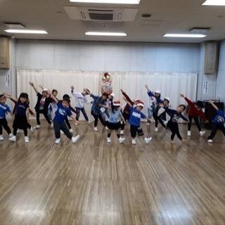 鎌ケ谷 ダンス体験レッスン開催!!