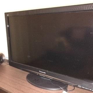 パナソニック 32V型 デジタルハイビジョン液晶テレビ ブルーレイ...