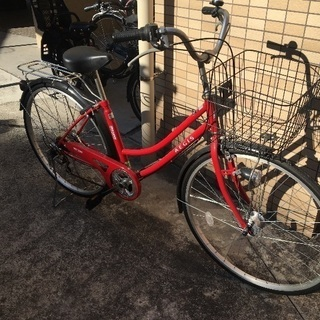 値下げします!自転車 27インチ ...