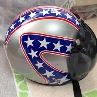 バイクのヘルメット(^○^)ペア