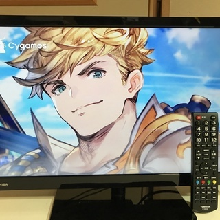 【★値引★美品】デジタルハイビジョン液晶テレビ 23型 TOSH...