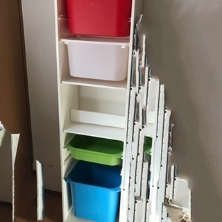 IKEA 収納家具セット 背高
