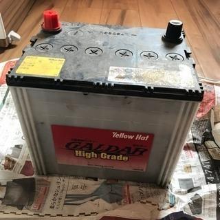値下げ‼︎デリカD5 使用してたバッテリー
