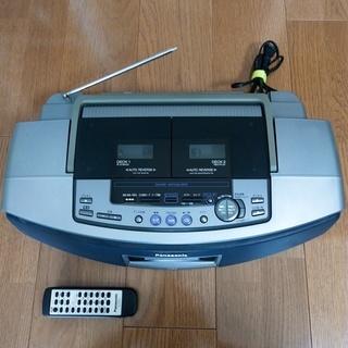 Panasonic パナソニック CDラジカセ RX-ED55(...