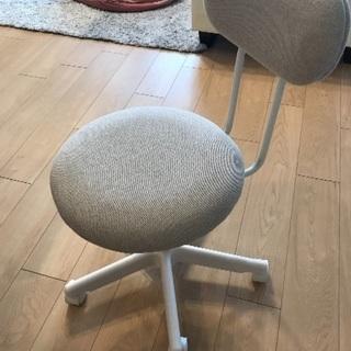 椅子  無印良品 ワーキングチェア