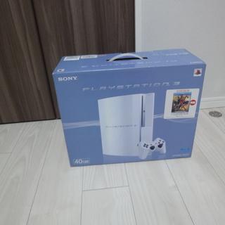 中古PS3 白 40GB