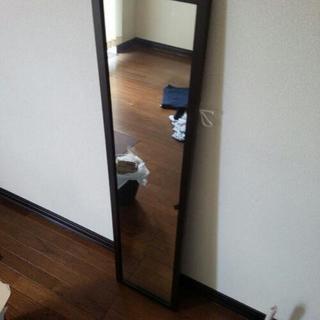 至急!ニトリの鏡