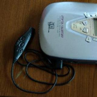 CDプレーヤー(MP3 WMA)