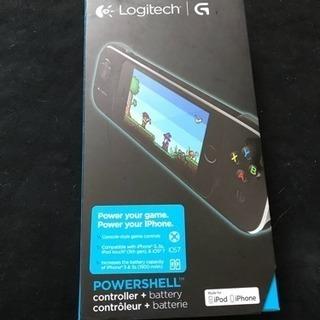 iPhone5.5s用 ゲームコントローラー