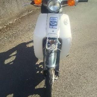 (委託)原付バイク売ります。ホンダスーパーカブ