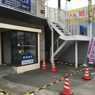 南草津駅徒歩約10分 店舗テナント (飲食可)