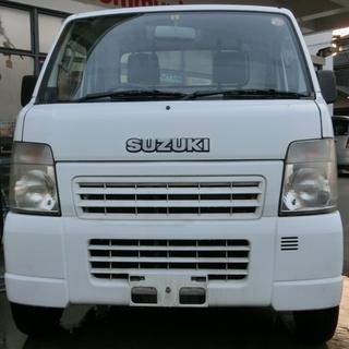 スズキ キャリィ トラック KU DA63T エアコン付き 車検...