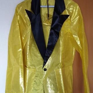 ゴールドジャケット